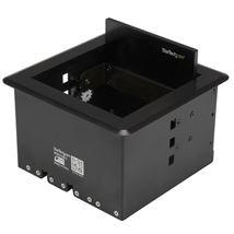 Image de StarTech.com Boîte de gestion de câbles pour table de confé ... (BOX4CABLE)