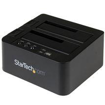 Image de StarTech.com Duplicateur USB 3.1 (10 Gb/s) autonome pour ... (SDOCK2U313R)