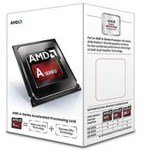 Image de AMD A series A4-6320 processor (AD6320OKHLBOX)