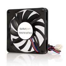 Image de StarTech.com Ventilateur PC à Double Roulement à Billes - ... (FAN7X10TX3)