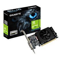 Image de Gigabyte carte graphique GeForce GT 710 2 Go GDDR5 (GV-N710D5-2GL)