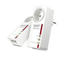 Image de AVM FRITZ!Powerline 1220E 1200 Mbit/s Ethernet/LAN Blanc 2 p ... (20002753)
