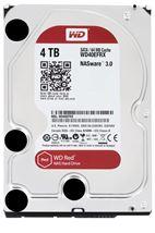 Image de Western Digital Red 4000Go Série ATA III disque dur (WD40EFRX)