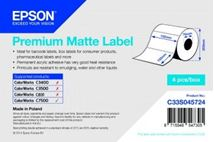 Image de Epson Premium Matte 76mm x 127mm, 960 (C33S045726)