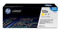 Image de HP 122A Yellow Original LaserJet Toner Cartridge with Smart Pr ... (Q3962A)