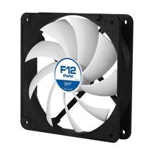 Image de ARCTIC F12 PWM PST Boitier PC Ventilateur (AFACO-120P0-GBA01)