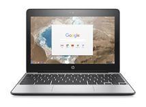 """Image de HP Chromebook 11 G5 Argent 29,5 cm (11.6"""") 1366 x 768 pixels ... (Z2Y96EA)"""