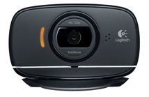 Image de Logitech C525 webcam 8 MP 1280 x 720 pixels USB 2.0 Noir (960-001064)