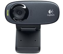Image de Logitech C310 webcam 5 MP 1280 x 720 pixels USB Noir (960-001065)