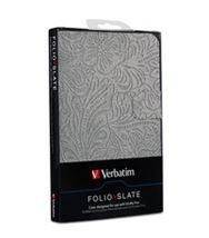 Image de Verbatim Folio case Gris étui pour tablette (98083)