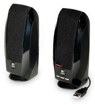 Image de Logitech S150 haut-parleur 1,2 W Noir Avec fil (980-000029)