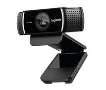 Image de Logitech C922 webcam 1920 x 1080 pixels USB Noir (960-001088)