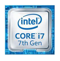 Image de Intel Core ® ™ i7-7700 Processor (8M Cache, up to 4.20 ... (BX80677I77700)