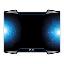 Image de Ewent tapis de souris Tapis de souris de jeu Noir, Bleu, Arge ... (PL3340)