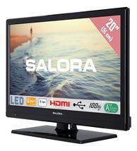 """Image de Salora 5000 series 20"""" HD Noir écran LED (20HLB5000)"""