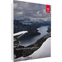 Image de Adobe Lightroom v6 (65237515AD00A00)