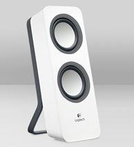 Image de Logitech Z200 haut-parleur 10 W Blanc Avec fil (980-000811)