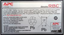 Image de APC Cartouche de batterie de rechange #17 (RBC17)