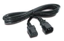 Image de APC C13/C14 2.5m 2.5m Coupleur C14 Coupleur C13 Noir câble éle ... (AP9870)