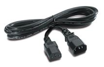 Image de APC C13/C14 2.5m câble électrique Noir 2,5 m Coupleur C14 Coup ... (AP9870)