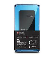 Image de Verbatim Ultra Slim Power Pack Lithium Polymère 1200mAh 3.7V ba ... (97930)