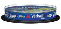 Image de Verbatim CD-RW 12x 700 Mo 10 pièce(s) (43480)