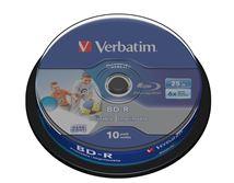 Image de Verbatim Datalife 6x BD-R 25 Go 10 pièce(s) (43804)
