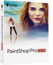 Image de Corel PaintShop Pro 2018 (PSP2018MLMBEU)