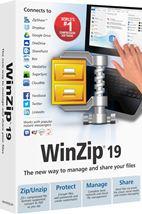 Image de Corel WinZip 19 Stnd, Lic ML 10-24 (LCWZ19STDMLB)