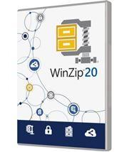 Image de Corel WinZip 20 Standard, ML, 50-99U (LCWZ20STDMLD)