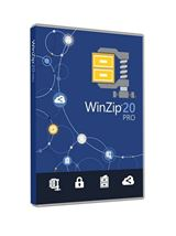 Image de Corel WinZip 20 Pro, ML, 2-9U (LCWZ20PROMLA)