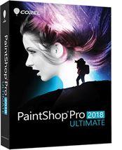 Image de Corel PaintShop Pro 2018 Ultimate (PSP2018ULMLMBEU)