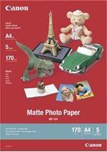 Image de Canon Matte Photo Paper papier photos (7981A042)