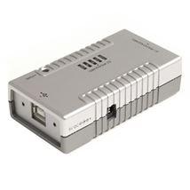Image de StarTech.com Adaptateur USB vers 2 Ports Série RS232 RS4 ... (ICUSB2324852)
