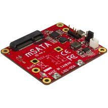 Image de StarTech.com Convertisseur USB vers mSATA pour Raspberry Pi e ... (PIB2MS1)