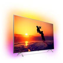 "Image de Philips 8100 series 65"" 4K Ultra HD Smart TV Wifi Blanc ... (65PUS8102/12)"