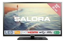 """Image de Salora 5000 series 32"""" HD Noir écran LED (32HLB5000)"""