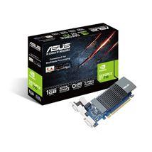 Image de ASUS carte graphique GeForce GT 710 1 Go GDDR5 (90YV0AL0-M0NA00)