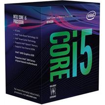 Image de Intel Core ® ™ i5-8600K Processor (9M Cache, up to 4.3 ... (BX80684I58600K)