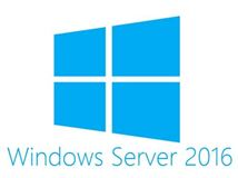 Image de Microsoft Windows Server 2016 Standard, 16 Core, DSP, FRE (P73-07214)