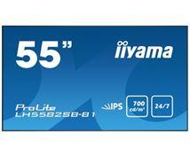 "Image de iiyama affichage de messages 138,7 cm (54.6"") LED Full H ... (LH5582SB-B1)"