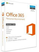 Image de Microsoft Office 365 Personal, P2 (QQ2-00543)