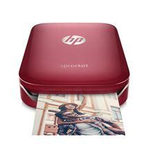 Image de HP Sprocket ZINK (Zero ink) 313 x 400DPI imprimante photo (Z3Z93A#631)
