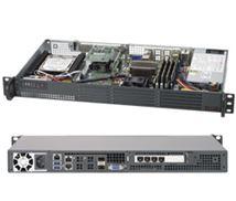 Image de Supermicro SuperServer 5018D-LN4T Intel SoC BGA 1667 1 ... (SYS-5018D-LN4T)
