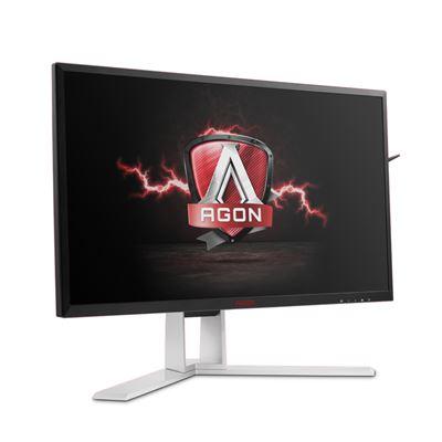 """Image sur AOC 27"""" Wide Quad HD TN Noir, Rouge Plat écran plat de PC (AG271QX)"""