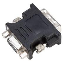 Image de Targus adaptateur et connecteur de câbles DVI-I VGA Noir (ACX120EUX)