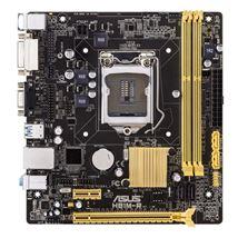 Image de ASUS H81M-R Intel H81 LGA 1150 (Socket H3) microATX c ... (90MB0JY0-M0ECY2)