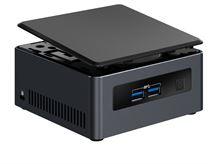 Image de Intel NUC NUC7i3DNHE i3-7100U 2,40 GHz UCFF Noir BGA 1 ... (BLKNUC7I3DNH2E)