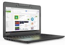 "Image de Lenovo N23 1.6GHz N3060 11.6"" 1366 x 768pixels Noir Chrome ... (80YS005GBV)"