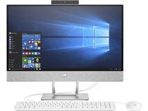 """Image de HP Pavilion 2.4GHz i5-7400T 23.8"""" 1920 x 1080pixels Argent, ... (2ML04EA)"""